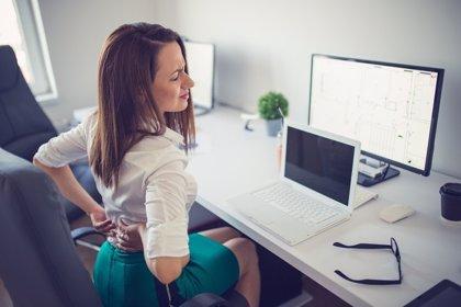 ¿Estás muy estresado en el trabajo? El riesgo de sufrir una lumbalgia es más alto