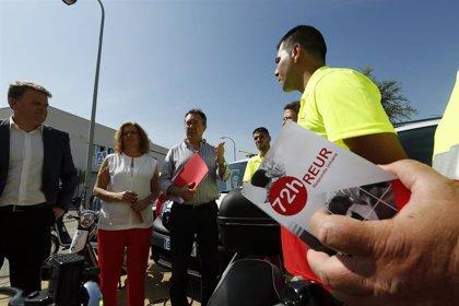 Reur atiende en Sevilla más 10.600 incidencias en 2019 relacionadas con arbolado, parques, viario o movilidad