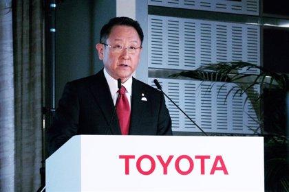 Akio Toyoda, presidente de Toyota, el directivo más valorado del automóvil en 2020