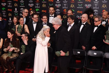 Casi 3,6 millones de espectadores siguieron la gala de los Premios Goya 2020, 200.000 menos que el año pasado