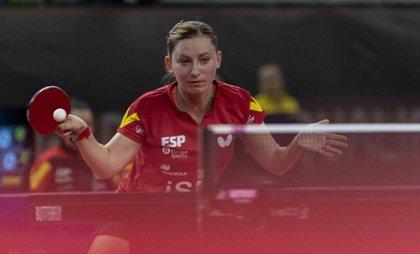 La selección española femenina de tenis de mesa se despide del sueño olímpico
