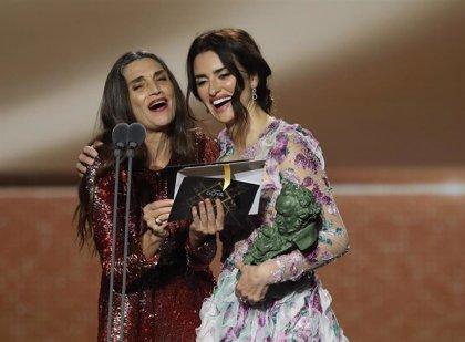 Goya 2020: la mejor y la peor vestida según la opinión de los espectadores