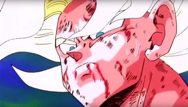 Goku en Dragon Ball Z