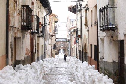 Más de 700 personas siguen trabajando en Aragón en las labores de emergencia por la borrasca 'Gloria'