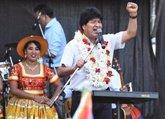 Foto: Bolivia.- El MAS lidera la intención de voto para las presidenciales en Bolivia