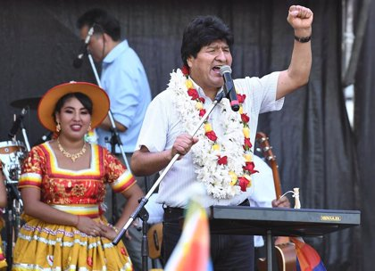 Bolivia.- El MAS lidera la intención de voto para las presidenciales en Bolivia