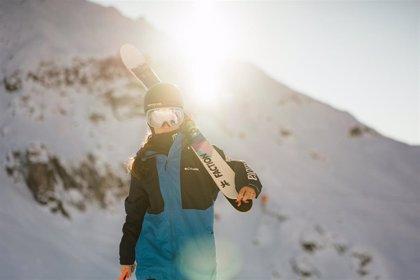 La campeona olímpica de slopestyle Sarah Hoefflin ficha por Columbia
