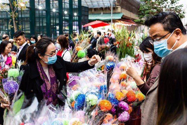AMP.- China.- China confirma que el coronavirus es contagioso antes de mostrar s
