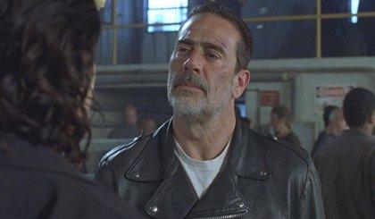 Negan cambia de rostro (literalmente) en el tráiler de The Walking Dead
