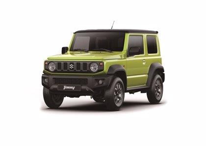 """Suzuki congela las ventas de su modelo Jimny por sus """"elevadas emisiones"""""""