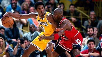 """Jordan: """"Amaba a Kobe, era como un hermano pequeño para mí"""""""