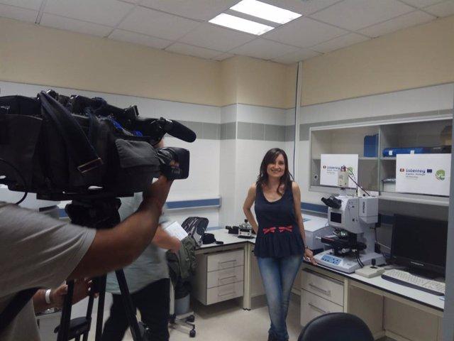 La investigadora de la Universidad de Córdoba Pilar Dorado, responsable de la investigación