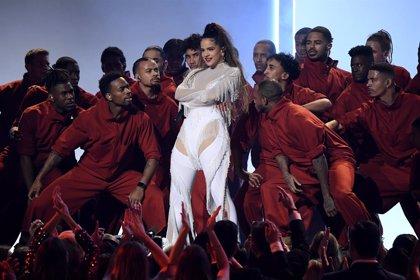 Vídeo de la actuación de Rosalía en los Grammy