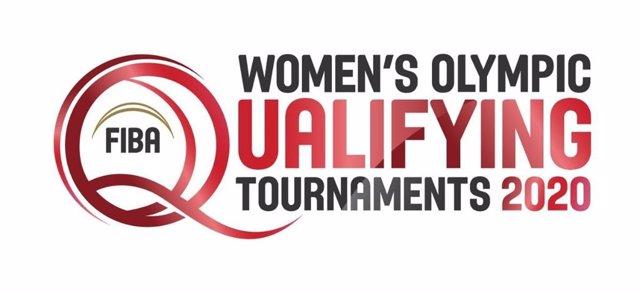 Logo de los Preolímpicos femeninos