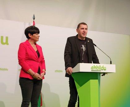 Maddalen Iriarte, propuesta por la dirección de EH Bildu como candidata a lehendakari en las elecciones autonómicas