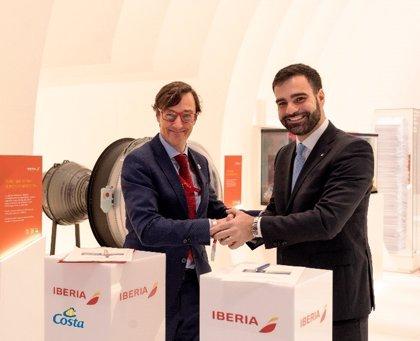 Costa Cruceros e Iberia renuevan su acuerdo para conectar a los clientes por más de 30 millones