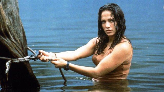 Jennifer Lopez en Anaconda