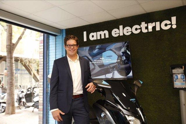 Timo Buetefisch, consejero delegado y cofundador del Grupo Cooltra.