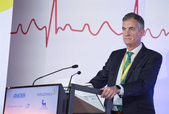El doctor Esteban Jódar, coordinador del ARC RCV, destaca los avances en el tratamiento de la IC, el manejo de la diabetes, la reducción de lípidos en sangre o el uso de nuevos anticoagulantes.