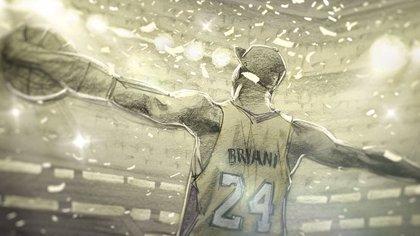 'Dear Basketball', el corto animado ganador de un Óscar de Kobe Bryant que sus fans rescatan para rendirle tributo