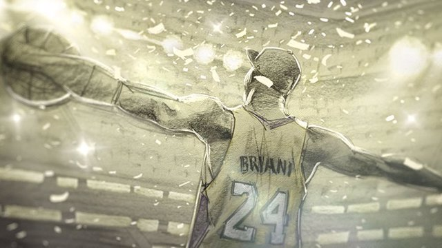 Kobe Bryant En 'Dear Basketball'