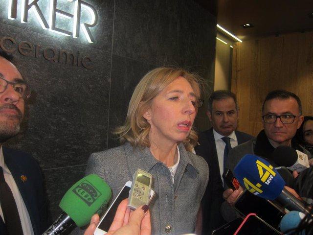 Mª José Soriano, consejera delegada de Porcelanosa