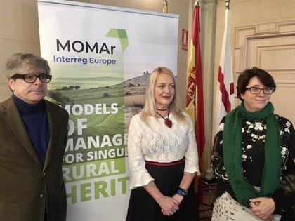 Más de 20 entidades participan en un encuentro sobre desarrollo rural del proyecto MOMAr liderado por la DPZ