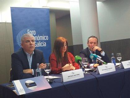 Foro Económico cree que no se tenía que haber hecho el AVE a Galicia pero alerta del coste de retrasar ahora las obras