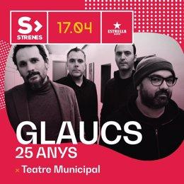 Concert de Glaucs a Girona