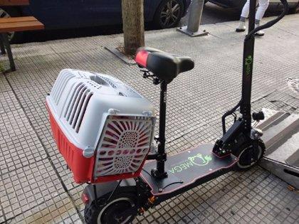 Denunciado en Vigo el usuario de un patinete eléctrico que alcanzaba los 99 km/h por superar la velocidad permitida