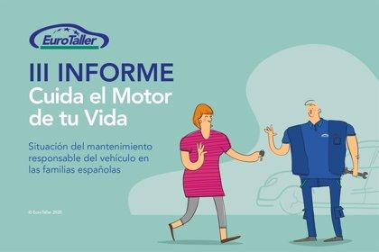 El mantenimiento del coche cuesta más de 580 euros a las familias españoles, un 5,5% menos
