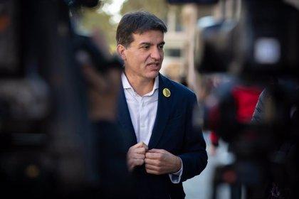 ERC pide aceptar la suspensión de Torra para garantizar las votaciones en el Parlament