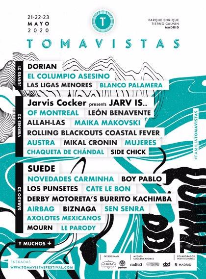 Of Montreal, Dorian y Los Punsetes, entre las nuevas confirmaciones del Tomavistas