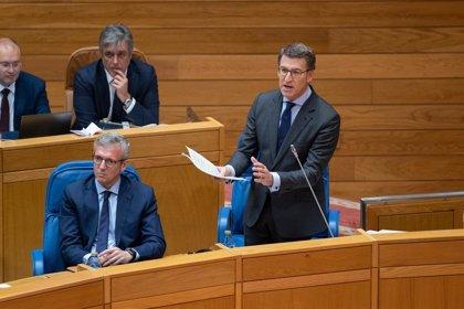 """La oposición ve a Feijóo """"nervioso"""" y critica que utilice las instituciones para confrontar con el Gobierno central"""