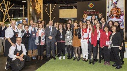 Navarra valora positivamente Fitur y destaca las nuevas oportunidades establecidas en el mercado internacional