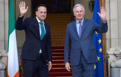 Varadkar pide a la UE que siga protegiendo los intereses de Irlanda tras el Brexit
