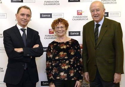 Bankia y Fundación Cajamurcia apoyan con más de 28.000 euros a las asociaciones AFAMUR y AFAL de personas con alzhéimer