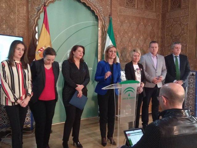 La Junta hace balance del primer año de Gobierno en Almería