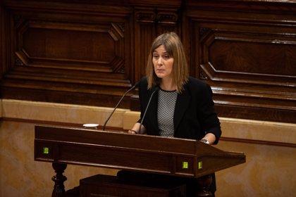 Albiach (CatECP) pide a Torra aprobar los Presupuestos y convocar elecciones después