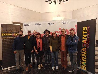 El Teatre Principal acoge dos conciertos del Festival Barnasants