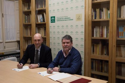 La Universidad Loyola firma un convenio de colaboración con el Centro de Estudios Andaluces
