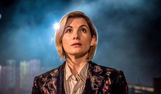 Imagen de Jodie Whittaker protagonista de la 12 temporada de Doctor Who