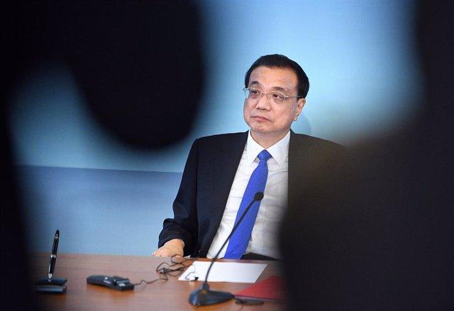 El primer ministre xinès, Li Keqiang.