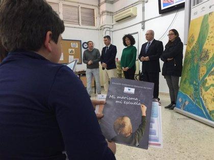 La Junta celebra el Día de la Educación Ambiental con escolares de Gibraleón (Huelva)