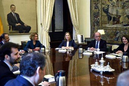 PSOE, PP y Podemos coparán la Mesa de la Diputación Permanente del Congreso y Vox se quedará fuera