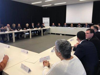 El Govern recaba peticiones de alcaldes del área de emergencias del sector químico de Tarragona