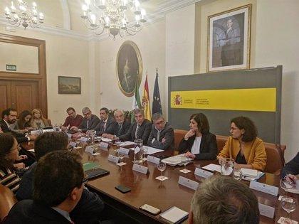 El Gobierno trabaja en las Estrategias de protección de la costa de Cádiz, Málaga y Almería frente al cambio climático