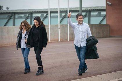 "Jordi Sànchez vuelve a la cárcel tras un permiso de ""48 horas llenas de luz"""