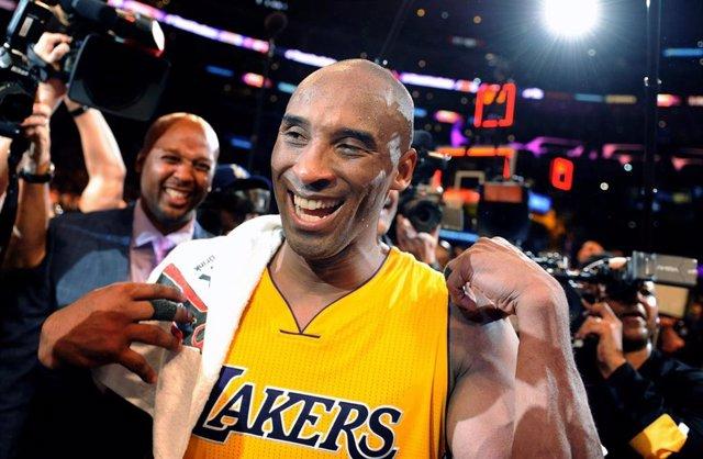 Kobe Bryant con Los Angeles Lakers