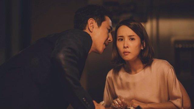 Imagen de la película Parásitos